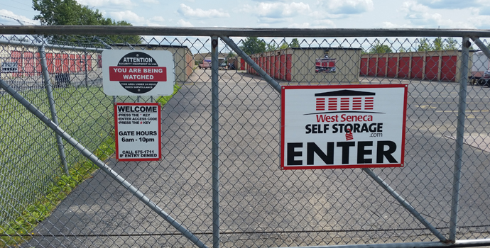 Self Storage Units | Storage Facilities At West Seneca Self Storage
